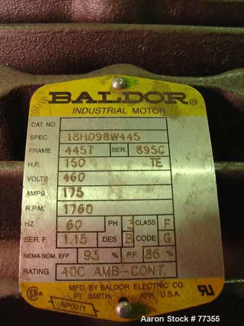 Unused- Baldor Motor