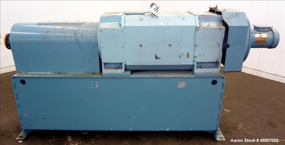 Used- Sharples Reliance DC Backdrive Motor