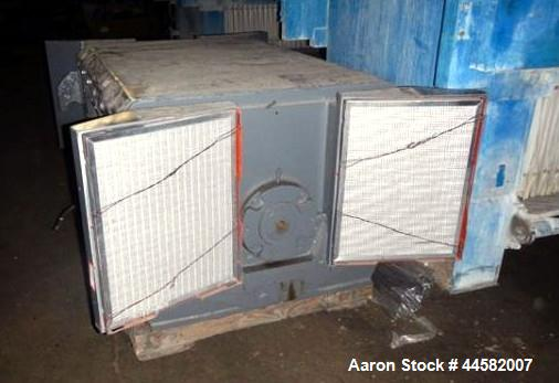 Used- Rebuilt and Unused 1500 Hp Reliance Motor