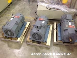 Used-40 HP Reliance AC Motor