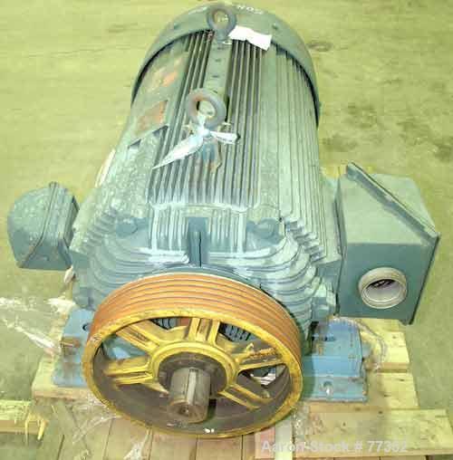 Used- Reliance TEFC-XT Motor