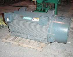 Used- Siemens Induction Motor