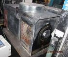 Used- ABB 800HP 480 Volt AC Motor and 460 Volt Inverter.
