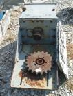 USED: Falk reducer, model 1090FZ3A. Input hp 30, ratio 45.75:1. Input rpm 1800, output 39 rpm.