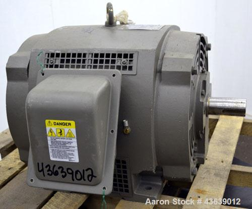 Unused- Toshiba High Efficiency 40hp Induction Motor, Model 0404DPSA21B-P. 3/60/230/460 Volt, 1765 rpm. Frame size 324TS.