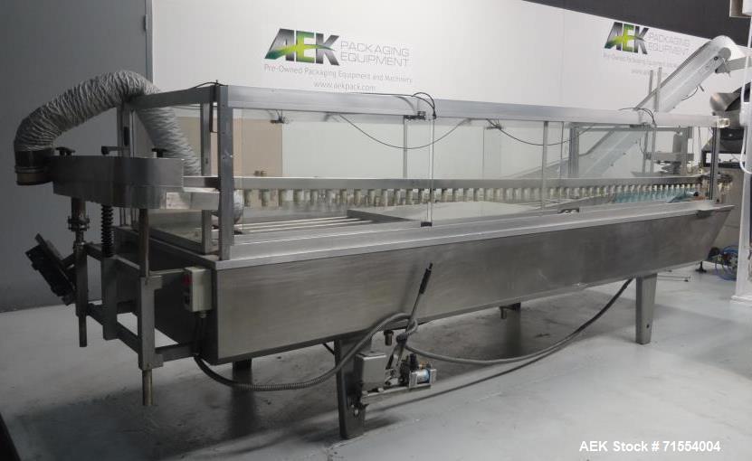 Used- Aerofill Universal Gipper-Type Waterbath.