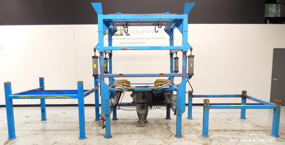 Used-Material Transfer & Storage, Inc Bulk Bag Supersack Unloader