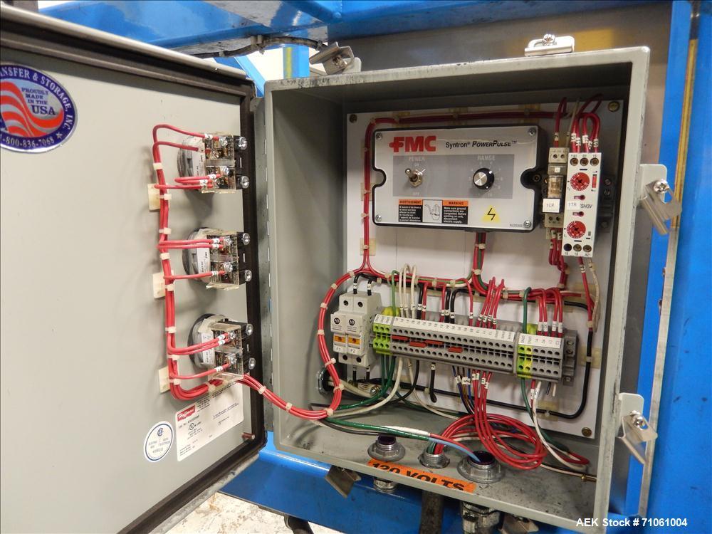 Used- Material Transfer & Storage, Inc Bulk Bag Supersack Unloader