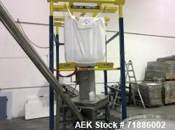 Used- Super Sack Unloader 4,000 pounds maximum load.