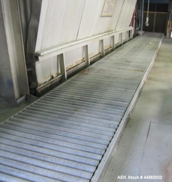 Used- Super Sack Unloading Station
