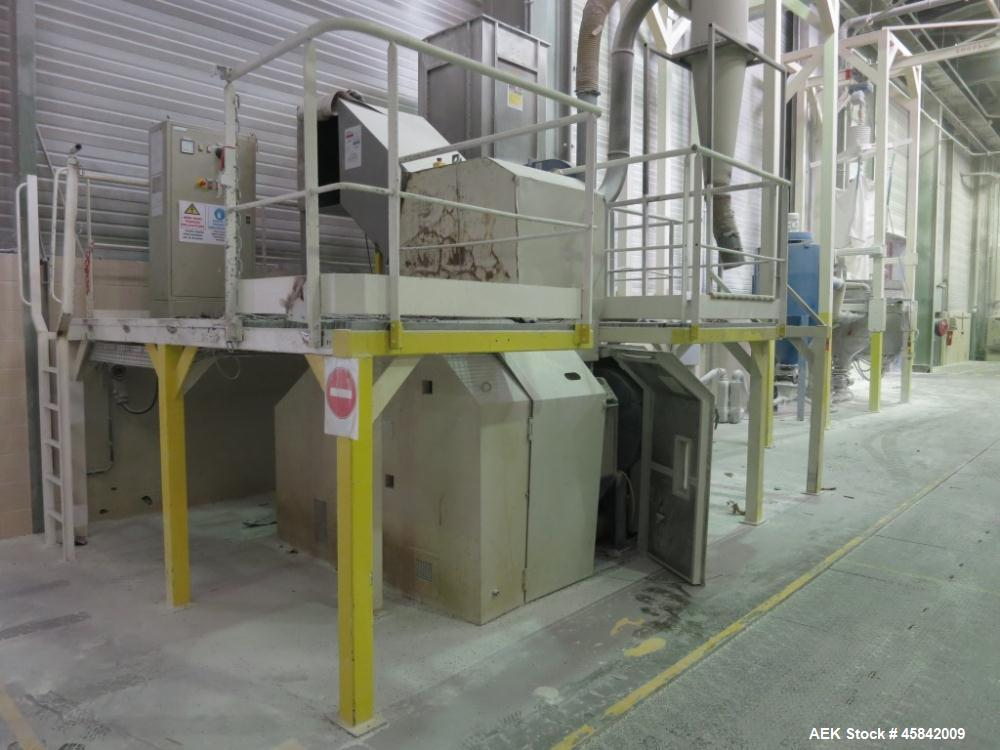 Used-Palamatic Conveying System