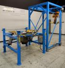 Used- Material Transfer & Storage, Inc Bulk Bag Supersack Unloader