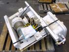 Used- IEDCO Bulk Bag Discharge Station, Model 10286-BBU-5101, 304 Stainless Steel. (1) Top frame section approximately 63