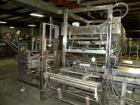 Used-Stainless Steel K&R Equipment Case Erector and Poly Bag Inserter, Model PBI-24,