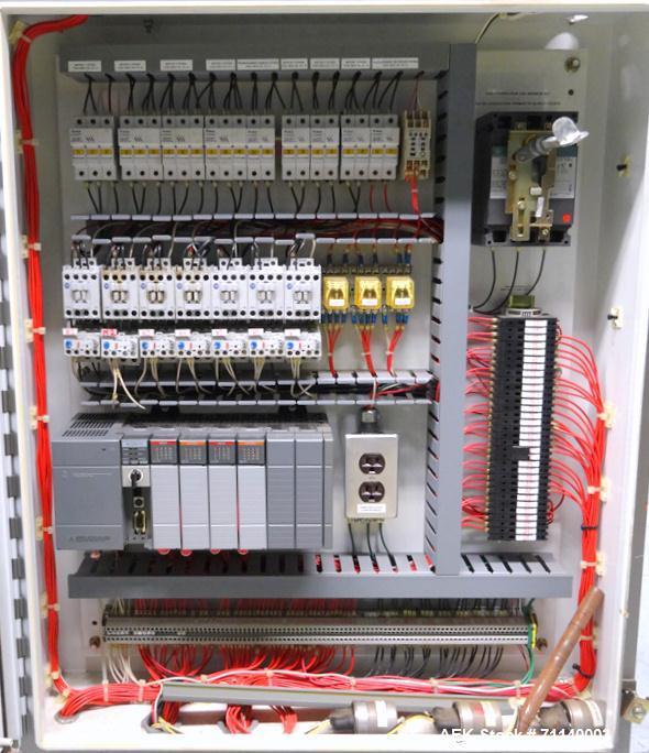 Used- K&R Model PBI Case Erector and Poly Bag Inserter