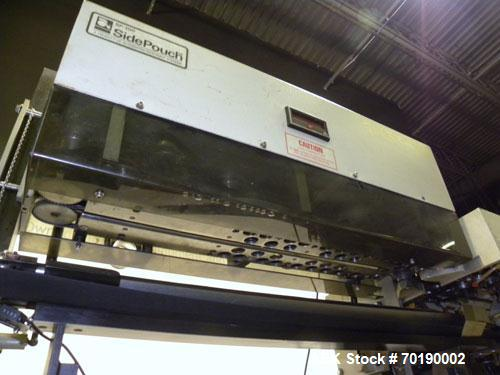 """Used- Automated Packaging Autobag SP-100 Side Pouch Sealer. Bag size range: length 3"""" to 18"""", width 2.63"""" to 20"""". Bag thickn..."""