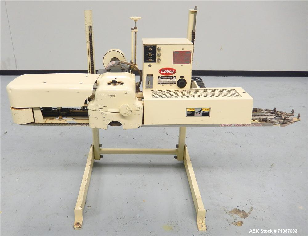Used- Doboy (Bosch) Model AT Continuous Rotary Bag Sealer