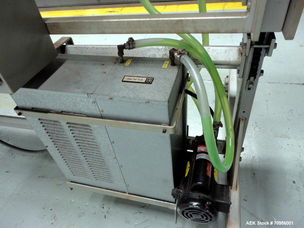 Used- Doboy High Speed Continuous Band Sealer, Model S-CH-L-T.