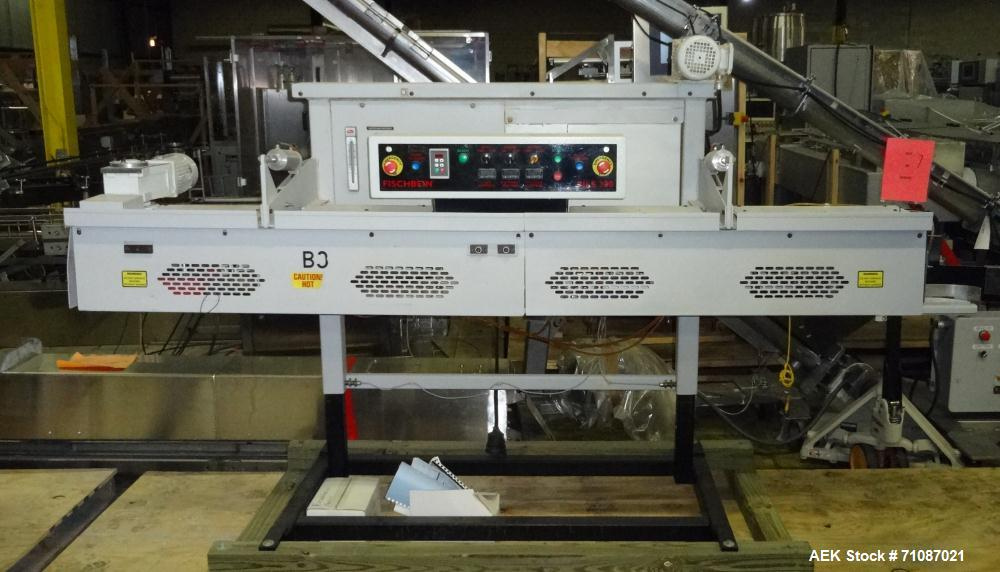 Used-Fischbein Model PILS 300 Bag Sealer. S/N: 10-12-003