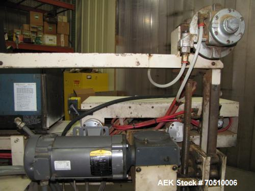 Used-Fischbein Double Roll Closer, Model DRC-200