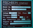 Used- Fischbein Model DRC-300 Double Roll Closer