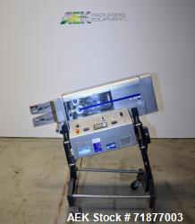 Used-BOSCH Doboy B-500M Horizontal mount, Validatable Band Sealer.  Heat seals for medical packaging applications.  It is ty...