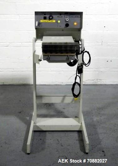 Used- Packaging Aid Corp PB-G12 Bar Heat Sealer