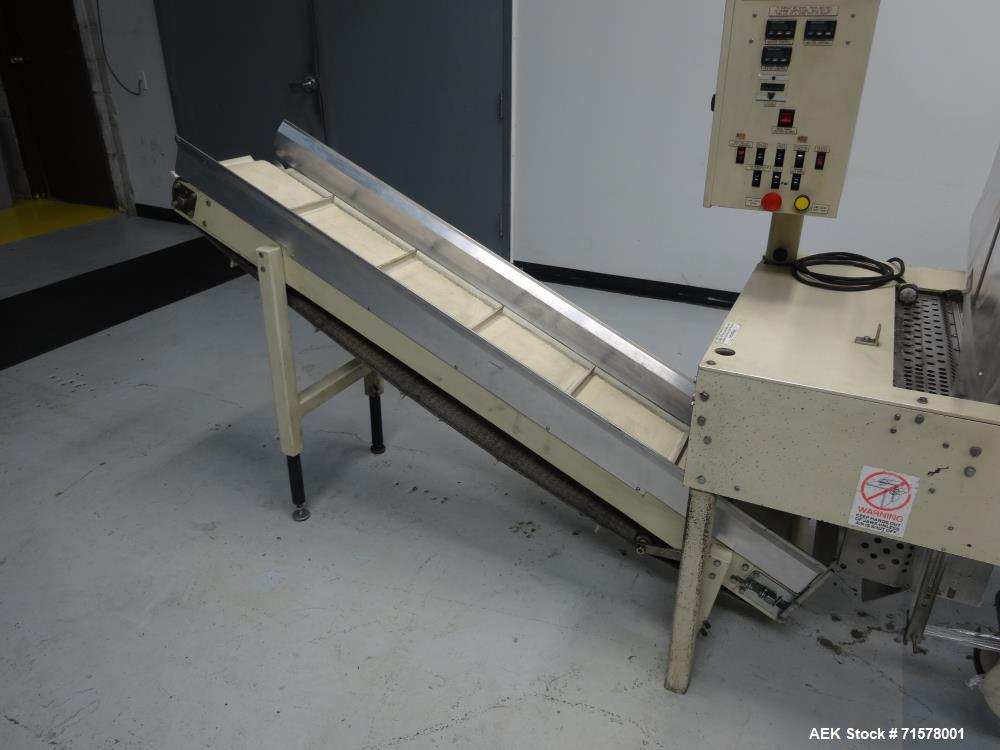 Used- Rennco Model 101SF Vertical L-Bar Sealer