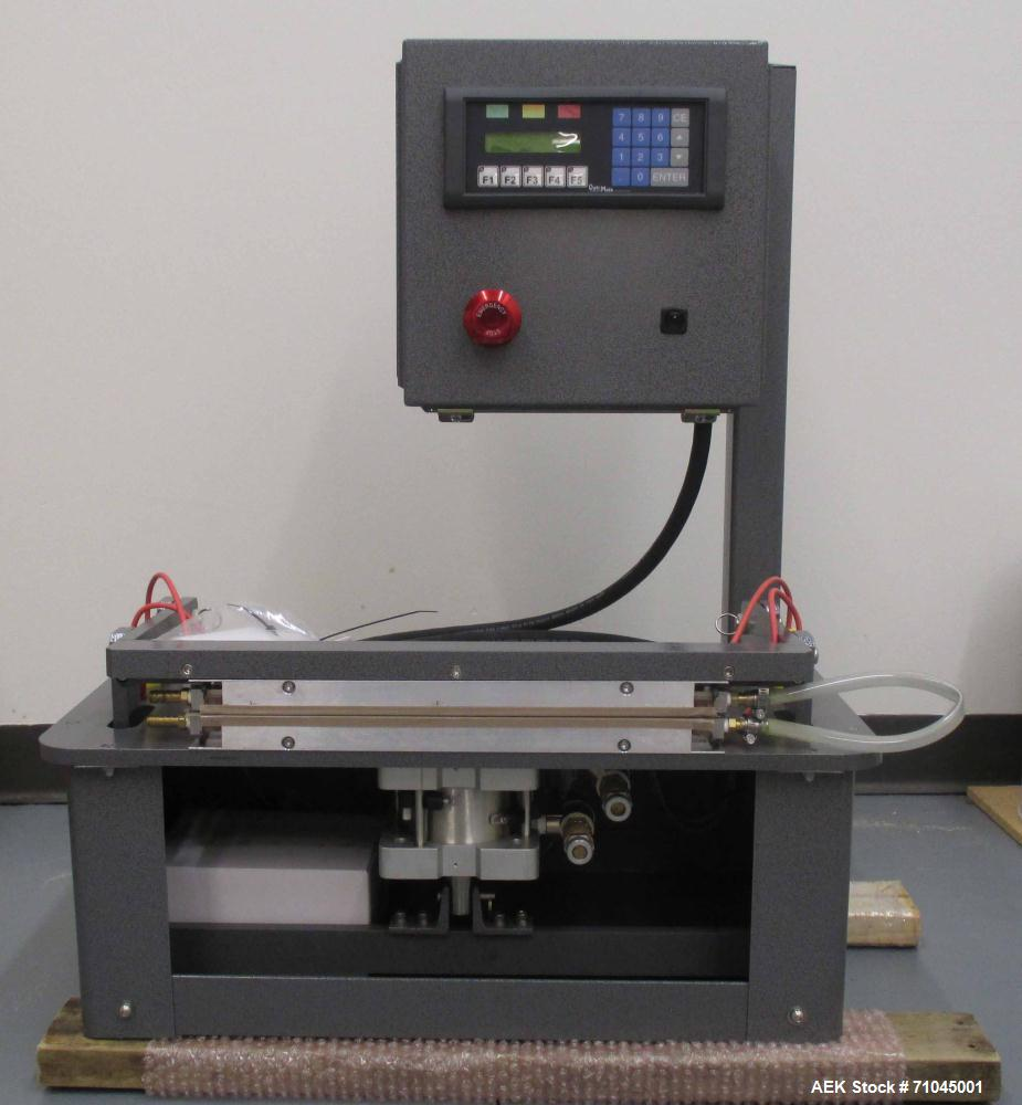 Used- Therm-O-Seal Table Top Open Back Heat Sealer. Model 14-OB-TT-DSH-3/16