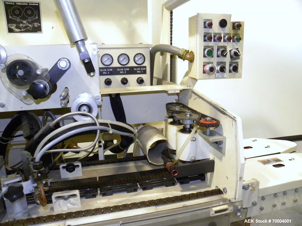 Used- Doboy Model TGS-900 NEMA Bag Stitching System.