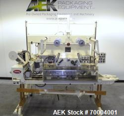 Used- Doboy Model TGS-900 NEMA Bag Stitching System.