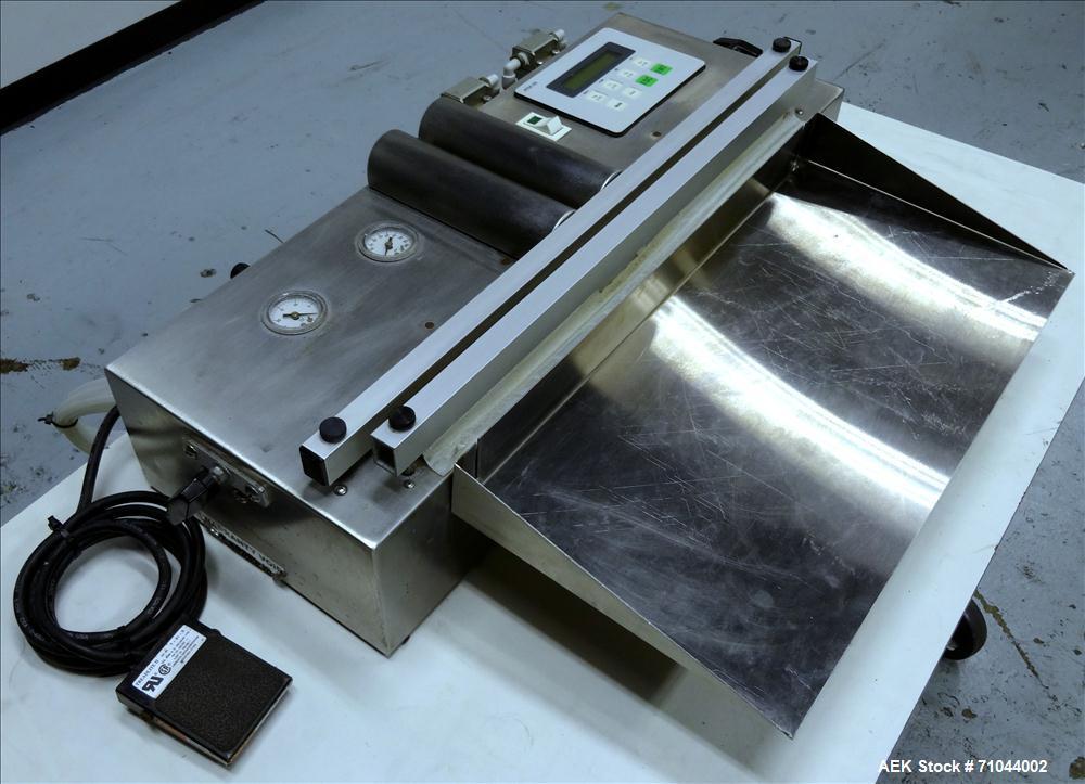 Used- Accu-Seal Model 635-23 Gas Vacuum Sealer