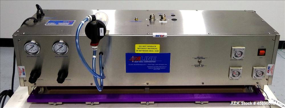 Unused- Aline E.L.V.I.S-30 Entry Level Vacuum Impulse Sealer