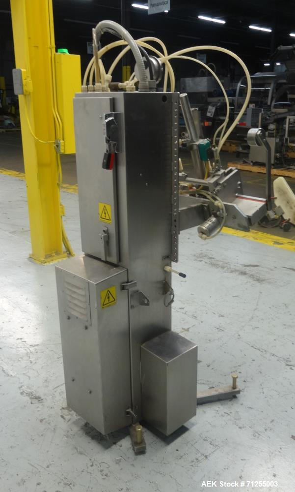 Used- M-Tek Model Corr-Vac Modified Atmosphere Packaging System