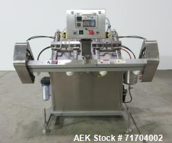 Used- CVP Systems Model A-200 Modified Atmosphere Overhead Bag Sealer