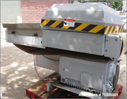 Used-Multivac Vacuum Bag Sealer, Model B-890. 10 hp, manufactured 1998.