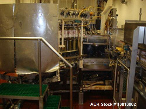 Used- Meyer Bottle Filler, Model 52-12