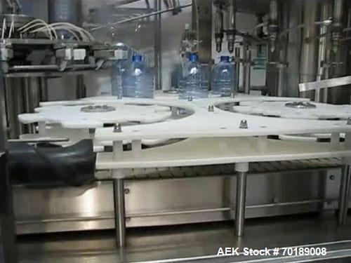 Used-Sig Complete PET Bottle Filling Line