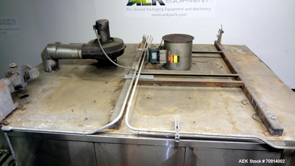 Used- Evans Model 1244-L3 Bottle Warmer