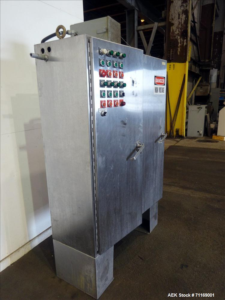 Used- I & H Beverage Tunnel.