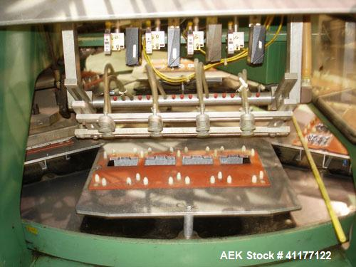 Used- Alloyd Blister Pack Machine, Model 6S-CBE