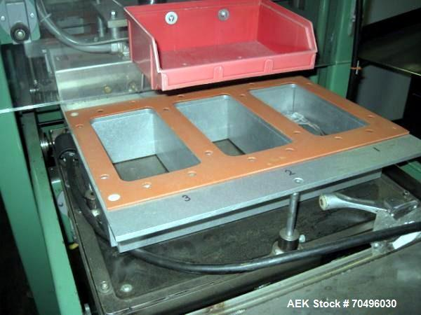 Used- Alloyd Heat Sealer, Model 2SC-1016