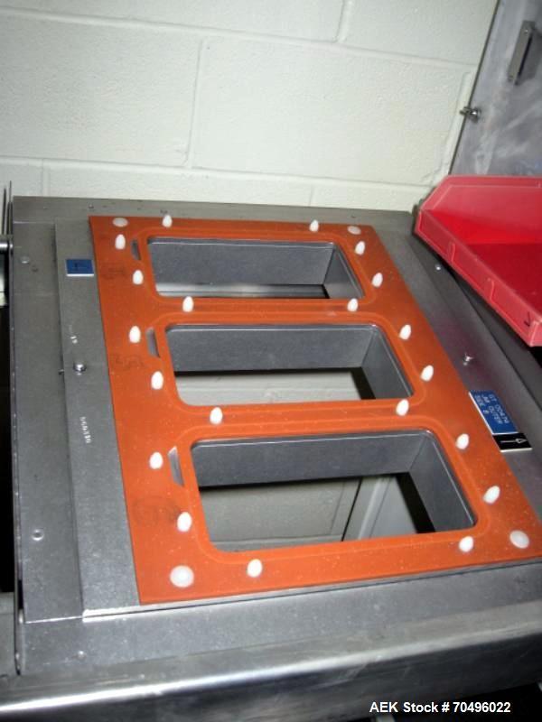 Used- Alloyd Heat Sealer, Model 2sM-1216