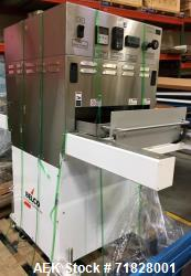 "Used- Belco Medical Tray Sealer, Model BM EL 2020. Max. seal size fixture 20 x 20"". Max. tray depth 3 1/2"". 50-300 Degrees F..."