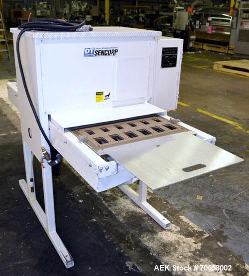 Used- Sencorp 630 Blister Sealer