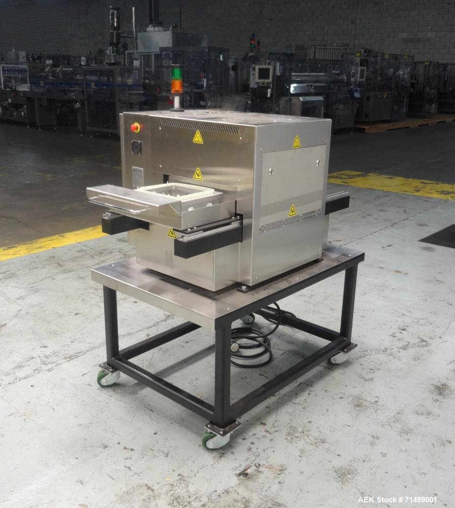 Used- SencorpWhite Model MD1612 Ceratek Medical/Pharmaceutical Tray Sealer