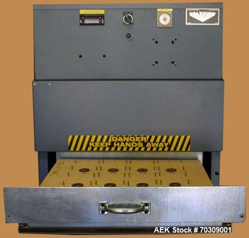 """Used-Used: Starview SB-1 shuttle blister sealer. 14"""" x 18"""" seal area."""