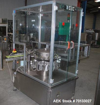 Used- Marchesinin SC 12 Vial Washer
