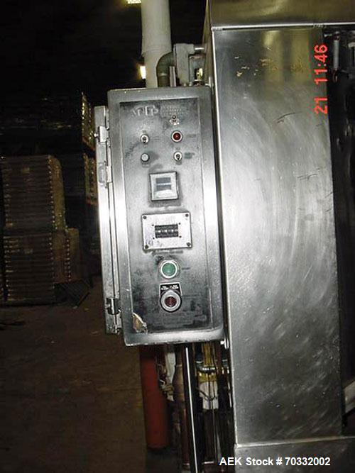Used-MTP Model 250 SH Rotary Can Washer
