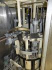 Used- U.S. Bottlers Machinery Model Sanitair Cleaner DS-8 Rotary Air Bottle Cleaner capable of speeds up to 150 containers p...